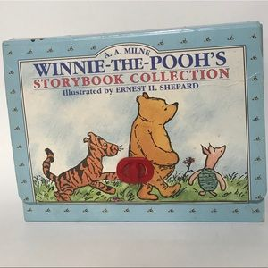 Winnie The Pooh's Story Book Collection 1995